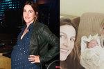 Šťastná zpěvačka Klára Vytisková: Porodila druhou holčičku!