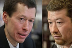 Hayato a Tomio si vjeli do vlasů: Okamurovi vtáhli do hádek i nemocného otce