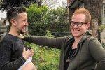 Jsem těhotný muž, kterého oplodnil gay, říká šťastný transsexuál