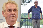 Drahoš vzkázal Zemanovi: Lidé si zaslouží úctu, ne urážky. Hrad: Servilní sluha