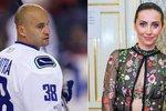 Krásná vdova po hokejistovi, který zemřel u Jaroslavli: Konečně jsem šťastná!