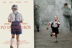 Svěrákův snímek Po strništi bos se blíží do kin, představil filmový plakát