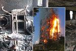 Londýn po tragickém požáru zkoumá výškové budovy. Už našli 60 nebezpečných
