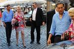 Ivana Trump v Praze: Rande s milencem! Kdo je muž, za kterým emigrovala z ČSSR?