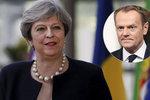 Tusk: Britský návrh na ochranu práv občanů EU nenaplnil očekávání.