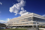 Zastaralé kongresové centrum: Vnitřní prostory opraví, přistaví další halu