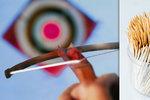 Kuše střílející párátka trápí čínské rodiče, úřady ji zakazují