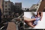 Hračku Fidget spinner vymyslela chemička. Měla přinést mír na Blízký východ