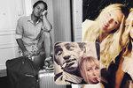 Soukromé fotky celebrit z Varů: Podívejte se, co vyvádějí, když je nevidí fanoušci!