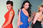 Tetování českých celebrit: Proč se nechaly vyzdobit jehlou a co to znamená?