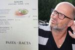 Polévka ve Varech za 650 Kč! Kradete jako taxikáři, vzkázal Pohlreich tamním restauratérům
