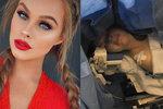 Krásné youtuberce (26) našli nádor na mozku: Operaci vysílala online