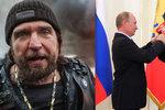 Šéf Nočních vlků motorkář Zaldostanov: Nesnáším demokracii! Homosexuály bych léčil! Miluji Putina!