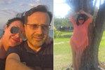 Patrasová s milencem v Itálii: Je opravdu šťastná? Posílá zprávy plné smutku!