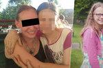Máma pohřešované Míši už se zase směje: Půl roku po zmizení dcery vyrazila s kamarádkou do hospody