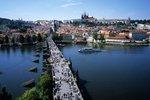 Praha má nejvíce veřejných zahrad na světě: Bratislava ji však trumfla o tři příčky