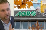 """Jurečka sebral vejcím z Agrofertu titul. """"Tahá je do politiky,"""" čertí se firma"""