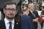 Ovčáček: Prezidentovy cesty nejsou kampaň, do krajů bude jezdit dál