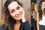 Eliška Bučková slavila 28. narozeniny: Vlasy jako divoženka a spokojený úsměv