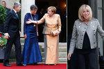 Merkelová vzala manžela na operu. Paní Macronová s Bonem z U2 řešili chudé