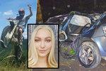 Mirek (15) řídil a zabil kamarádku (†17): Nebyla to jeho první nehoda!