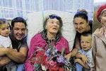 Smutný konec herečky Luby Skořepové: Zemřela osamocená v nemocnici