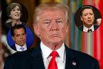 """Trumpovy """"hry o trůny"""": Pod prezidentovou taktovkou  duní personální zemětřesení"""