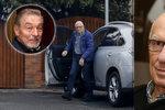 Rána pro Karla Gotta: Po dvou rakovinách Alzheimer! Jeho kamarád Karel Štědrý bojuje s vážnou nemocí