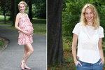 Renčova těhotná přítelkyně: Bříško má jen umělé!