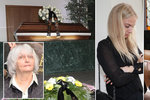 Tichý pohřeb spisovatelky Besserové: Plakala Ochotská i Postlerová!
