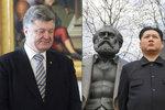 Pomohla Ukrajina KLDR k jaderné hlavici? Kim má odtamtud raketové motory