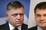 Fico chce hlavu ministra školství. Premiérovi vadí skandál kolem eurodotací