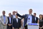 Do vlády jen s tím, kdo odmítne uprchlické kvóty, EET a euro: ODS si dává podmínky