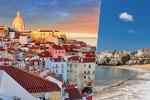 Navštivte Lisabon, město u konce světa! Portugalská metropole vás ohromí