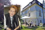 Čachry s dědictvím po Jiráskové (†81): Půlka vily po Podskalském je na prodej!