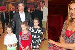 Hvězda Četnických humoresek Antalová odmítá kšefty: Manžel se o nás postará!