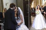 Hvězda SuperStar se oženila: Poláček si vzal tanečnici Gotta