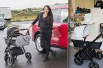 Prachařová těsně před porodem: Pro dceru kočárek, pro sebe bourák!