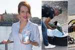 Andrea Kerestešová: První fotky s miminkem! Domácí porod bych nepřežila, říká