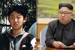 Výbušný Kim: Vzteklý byl už jako teenager. Po křiku na svou dívku hrozí bombami