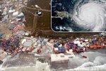 Hurikán Irma sílí, Mexiko zasáhla Katia. Vzduchem létají žraloci, tvrdí lidé na internetu