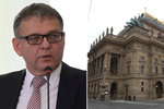 """Národní divadlo tepe Zaorálka: Narušil prý zkoušku agitkou. """"Nesmysl,"""" brání se ministr"""