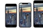 Apple představil iPhone 8 a X: Nadčasový design, větší displej a žádná tlačítka