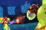 Sexy blondýna ve skafandru se vrátila! Recenze epického sci-fi Metroid: Samus Returns