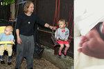 Trojnásobný táta Klus: Děti bych mohl nechat samotné, o mimino se postarají ty starší!