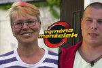 Monika z Výměny manželek: Výbušnému Vaškovi poslala drsný vzkaz!
