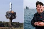 Tajné nákupy součástek k jaderným bombám: KLDR využívala ambasádu v Německu
