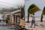 Hurikán Maria zabil už 10 lidí a sílí. Dominikánská republika evakuuje turisty