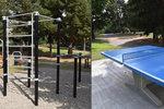 Místo dopravy sportování: Park Rokoska se po půl roce otevřel veřejnosti