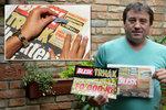 20 let si kupuje Blesk: V Trháku teď vyhrál 10 tisíc!